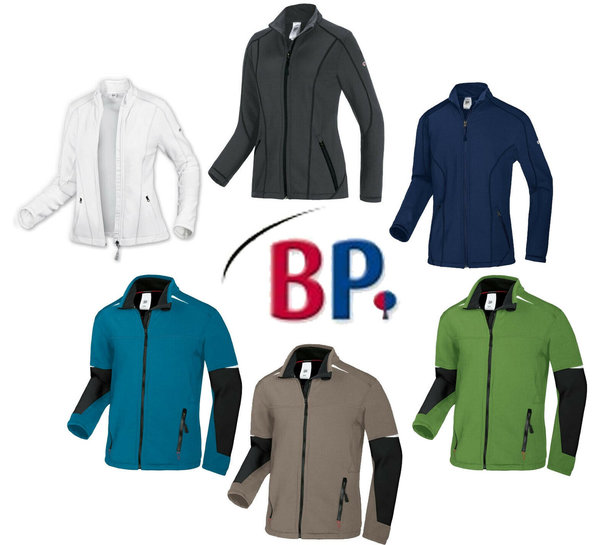 BP® Arbeitsjacke Fleece Jacke Sweatshirt